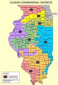 Illinois-Congressional-District-Map-and-ARRA-Funds-by-District-1