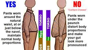 Big Men Don't Let Big Men Dress Like Fat Boys